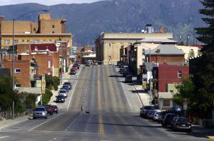 Butte rue principale