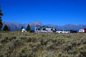 C'est notre camping à $0
