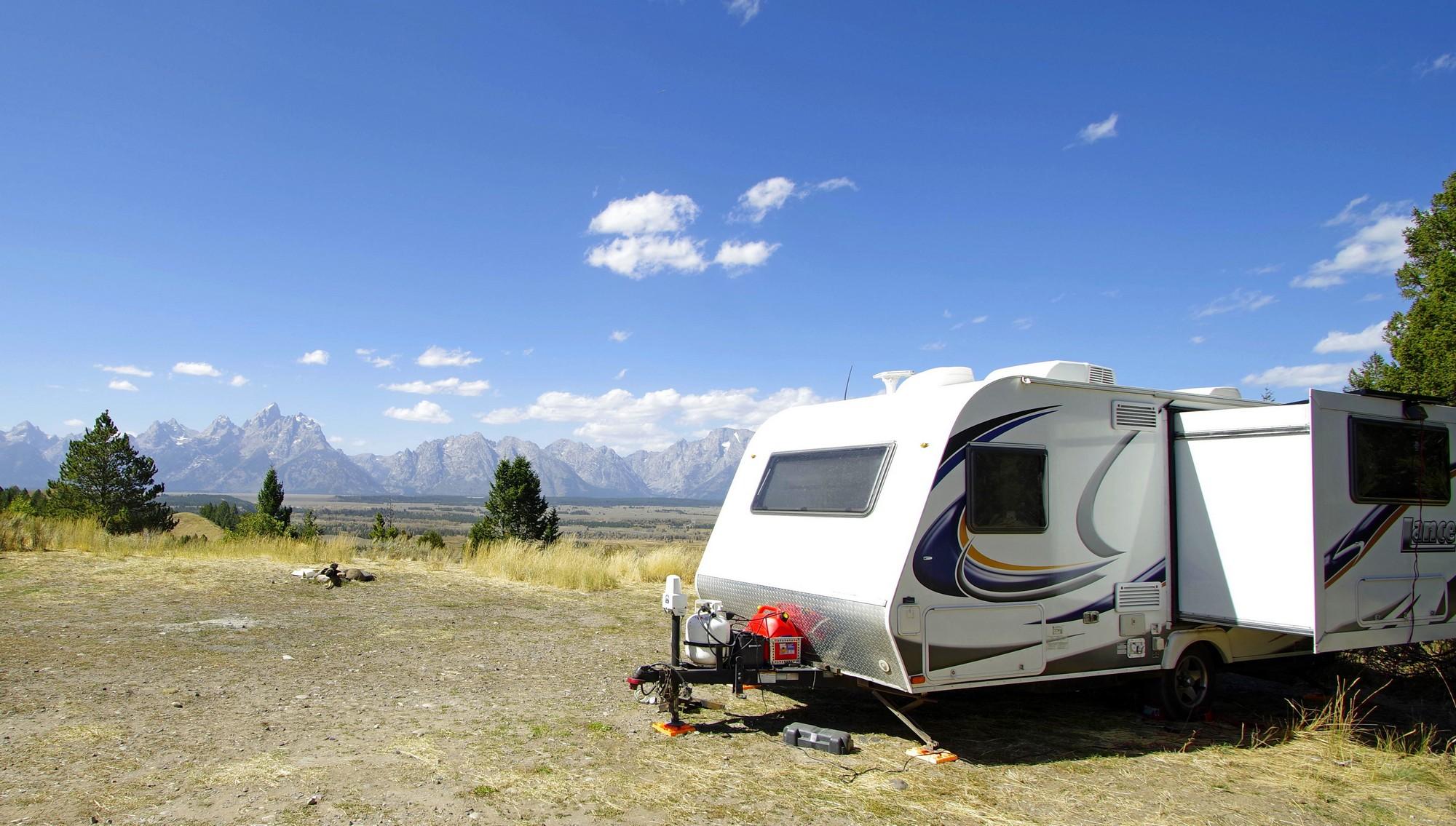 Camping à $0 , vue incluse