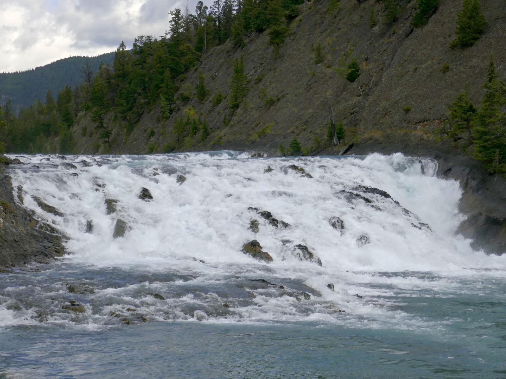 BANFF-Chutes rivières Bow