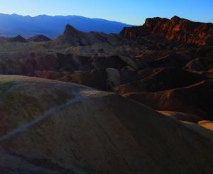 Death Valley , couleur surréel