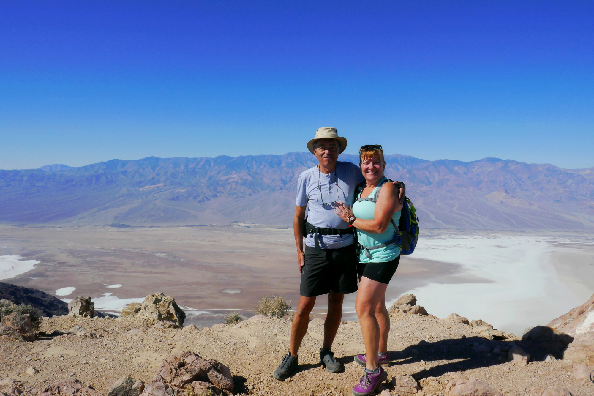 Death Valley , Dante Ridge  Vos Blogeurs