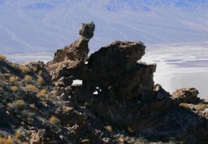 Death Valley , ils se sont pétrifié