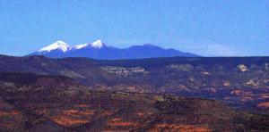 Flagstaff, Az, de la neige en octobre