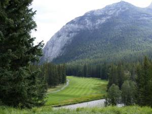 Golf Fairmont Banff