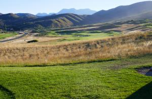Golf Soldier Hollow, Wasatch State Park