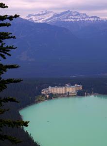 Hotel  Fairmont Lac Louise