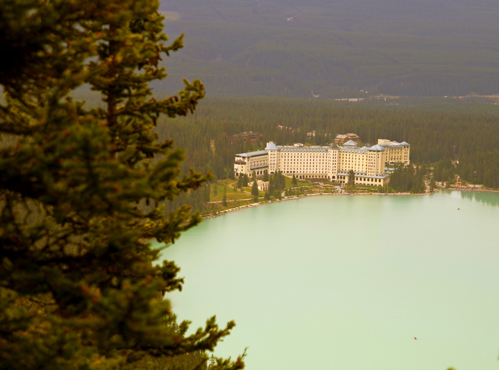 Hotel Lac Louise