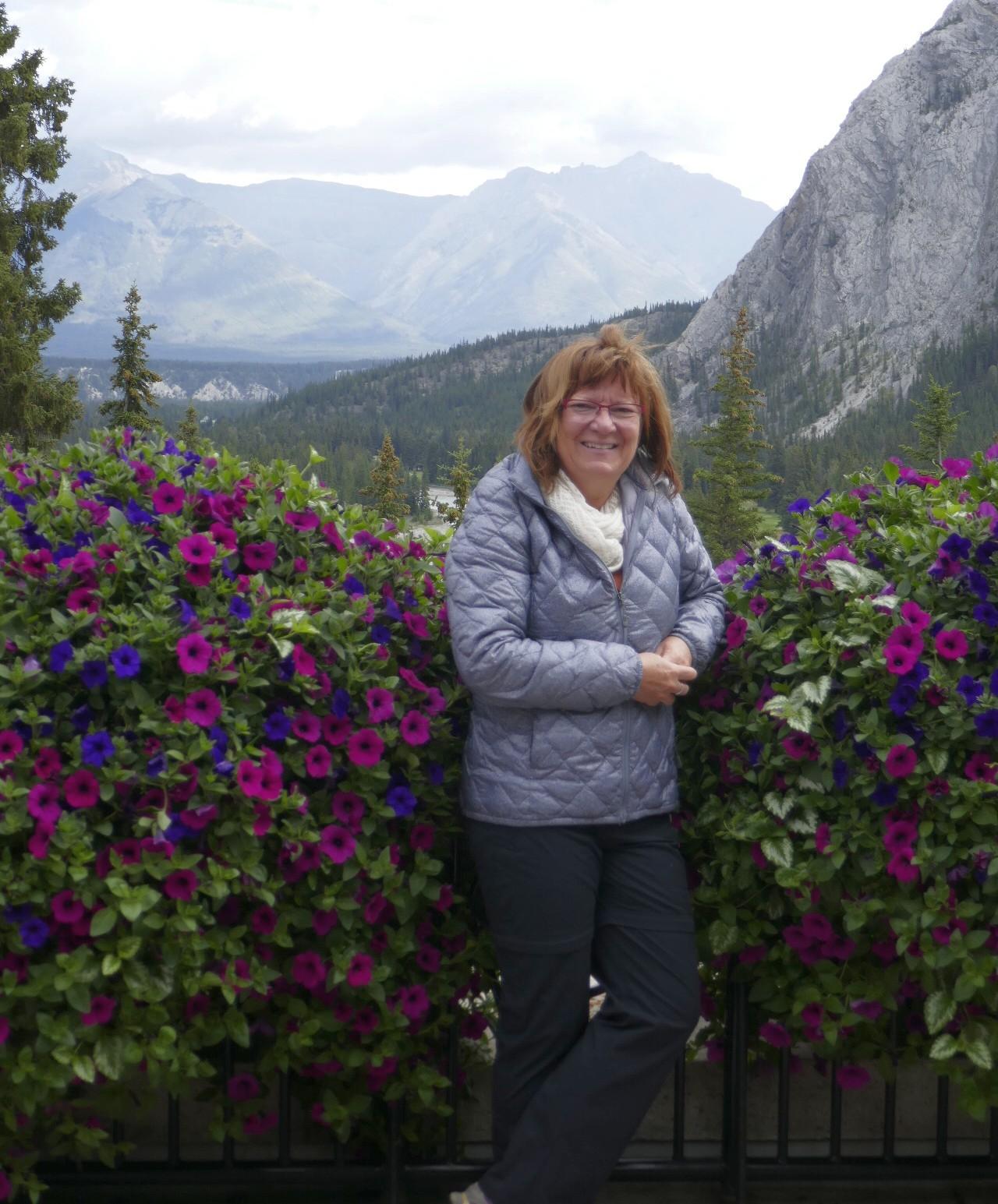 Jaja au Banff Fairmont