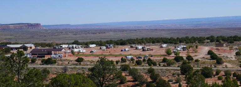Kaibab Paiute Tribe RV Park