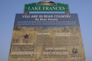 Montana, le pays de l'ours et du Grizzly