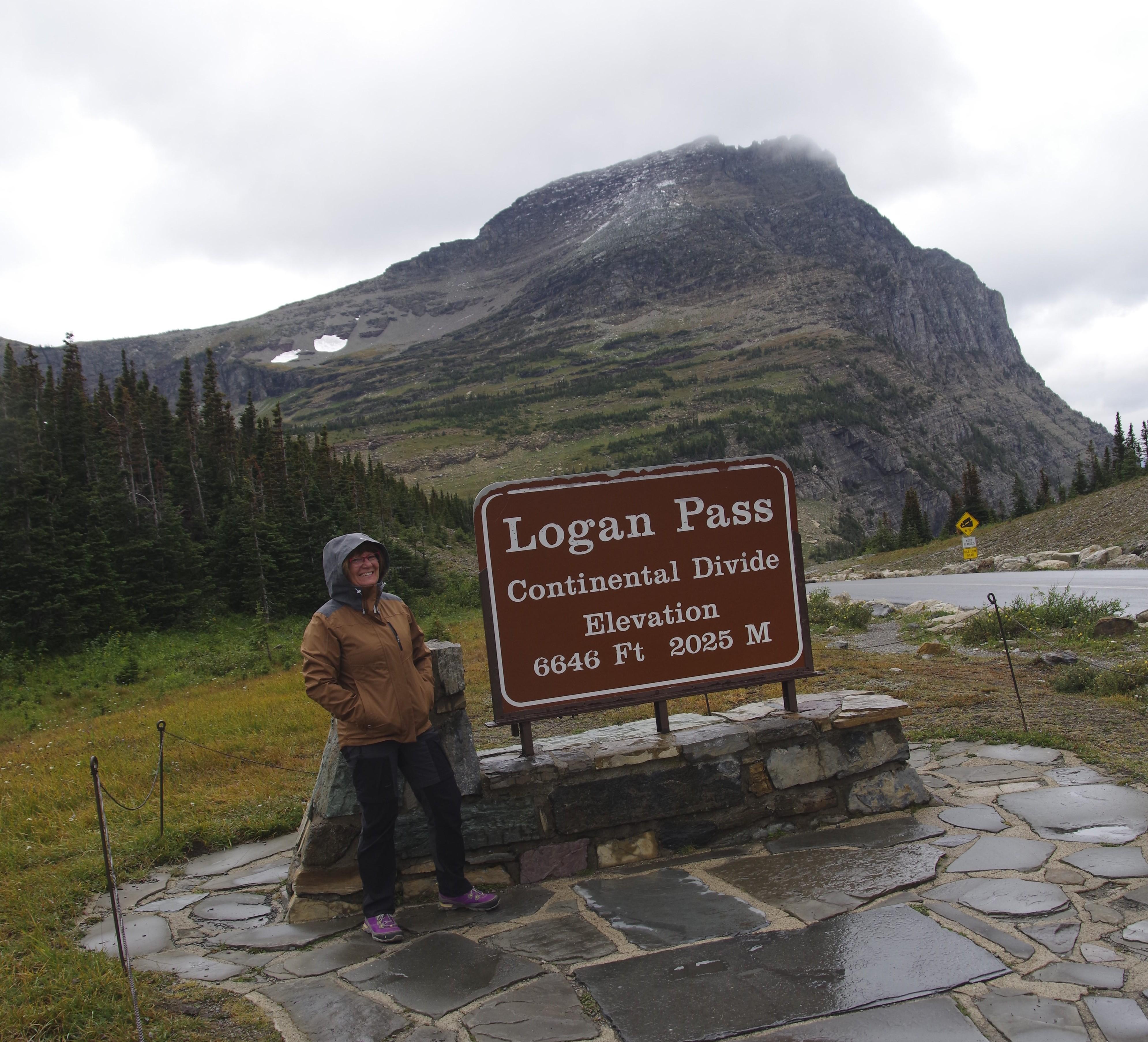 Glacier NP - Logan Pass