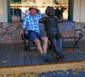 Mon ami Einstein Jackson , MT