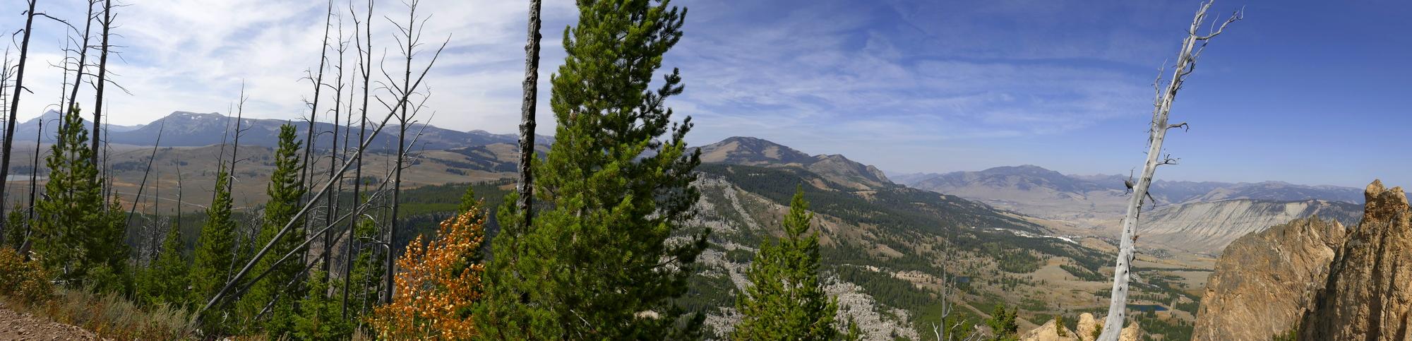 Mont Bunsen, 8564 pieds