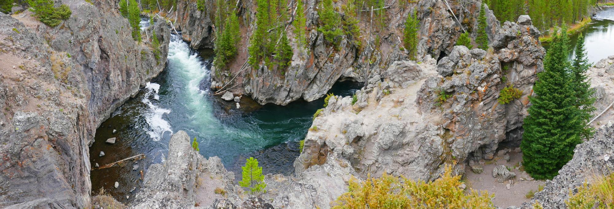 Pano Rivière du parc