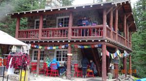 PLain Six Glacier Tea House