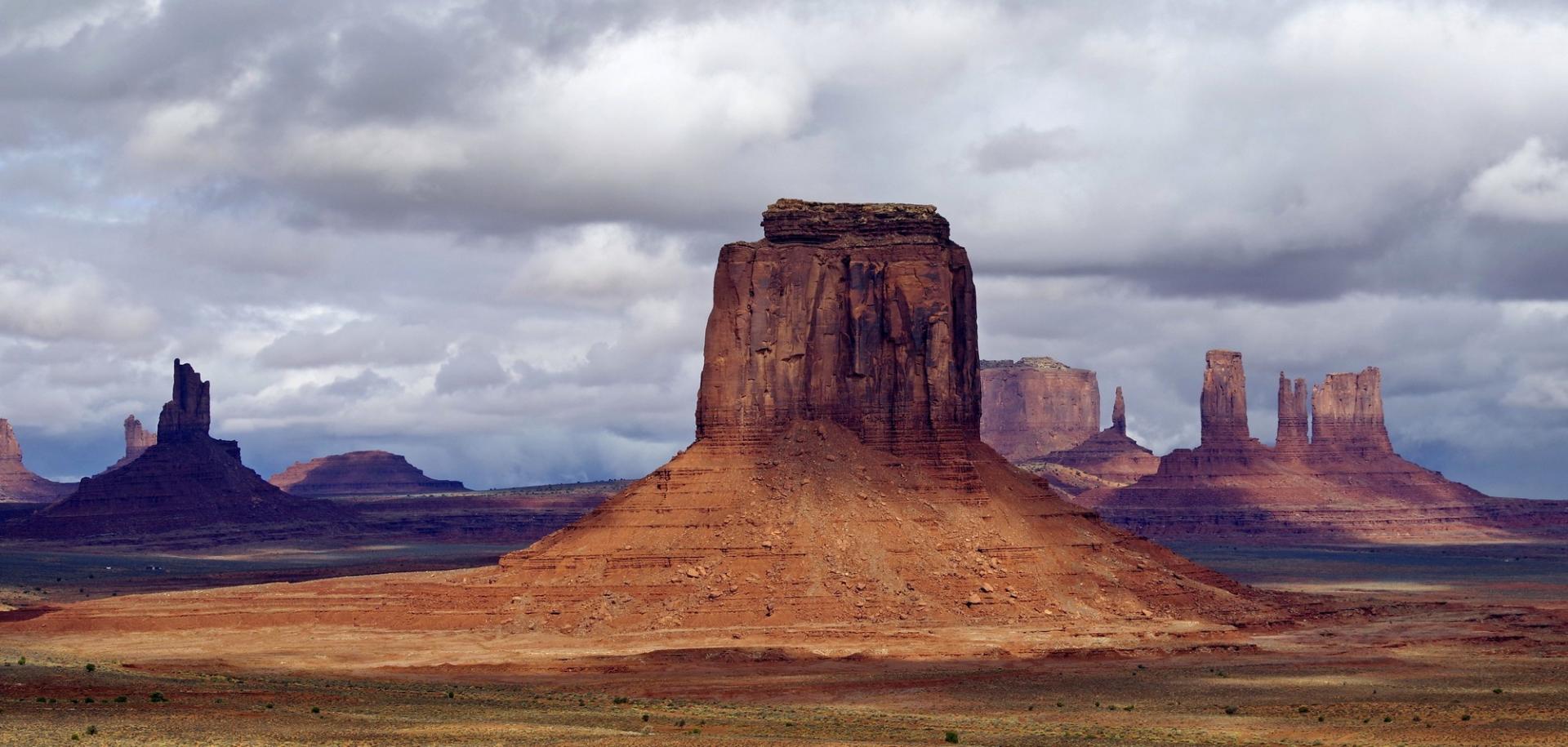 Monument Valley, AZ et Gooseneck Point SP, Utah