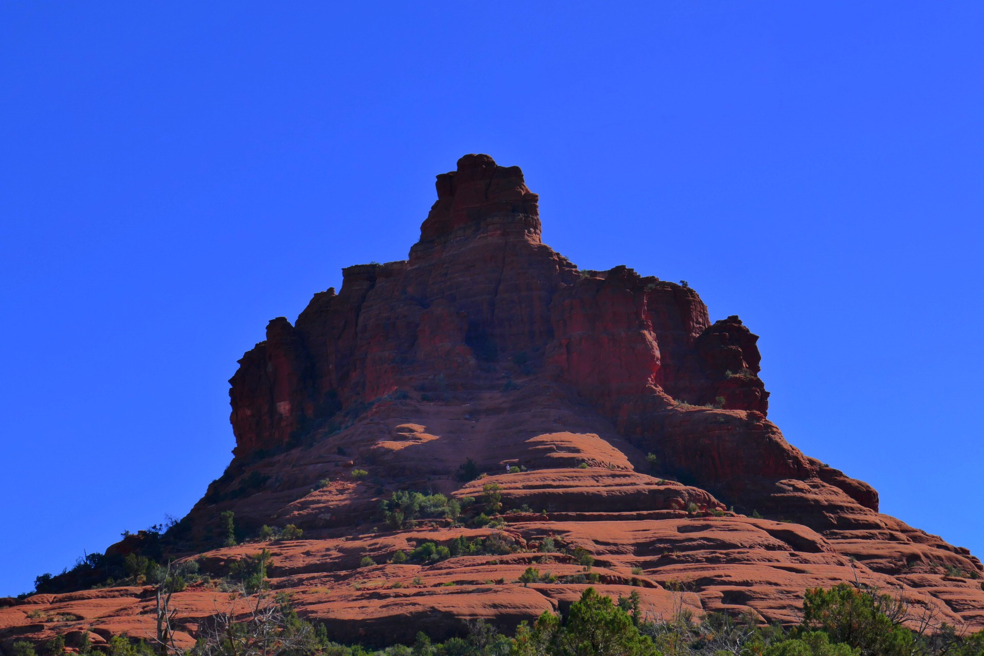 La cloche des red rock sedona