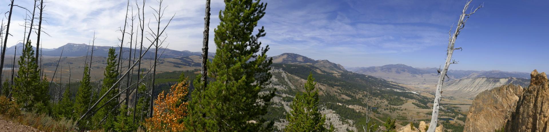 Mont bunsen 8564 pieds